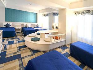 ウォーターマークホテル長崎ハウステンボス:【コンセプトルーム】船をイメージした1室限定の特別なお部屋