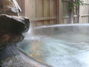 奥山鹿温泉旅館:【離れ山水】トロトロの天然温泉100%の源泉かけ流し!