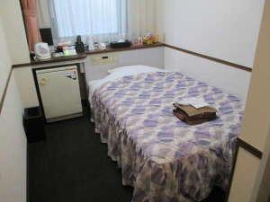 東京木場ホテル:個室シングルシャワータイプ