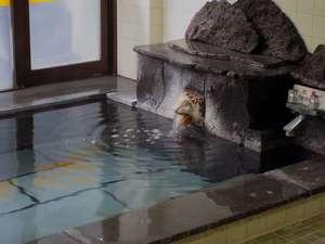 ペンションおおの:温泉効能湯ブラックシリカ風呂