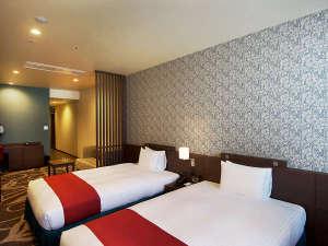 クインテッサホテル大阪ベイ:スタンダードツイン