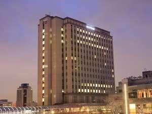 クインテッサホテル大阪ベイ(旧ホテル・ラ・レゾン大阪):クインテッサホテル大阪ベイ 外観