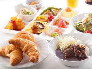 アパホテル<大阪肥後橋駅前>:◆バイキングレストラン「ラ・ベランダ」ランチ一例◆