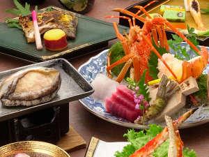 伊豆 伊東温泉 陽気館:「料理長特選料理」 伊豆の味覚を召し上がれ!(メニュー例)