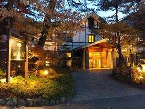 上林ホテル仙壽閣(せんじゅかく) 印象に残る掛け流し温泉の写真