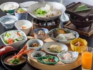 いにしえの宿 伊久 <共立リゾート>:選べる和朝食~和食※イメージ