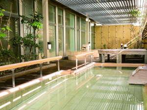 セントラルタワー4F「玄要の湯」 露天風呂