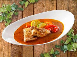 層雲峡温泉 朝陽リゾートホテル:【TON TON フェスティバル】道産スペアリブと野菜の絶品スープカレー