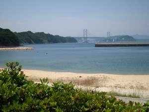 旅館 いび:徒歩3分☆大鳴門橋を一望できますいび海水浴場!!
