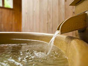 三慶園:貸切専用 露天風呂