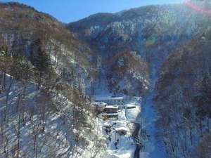 新高湯温泉 五つの絶景露天風呂 吾妻屋旅館の写真