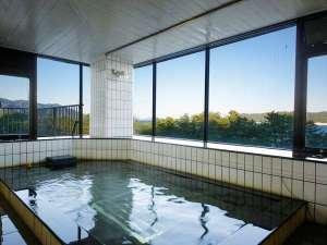 天橋立荘:お風呂からは、天橋立が一望!