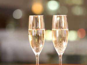 上田屋 離れ:特別な一日を最高の贅沢で。高級シャンパン「ドンペリ」で乾杯♪