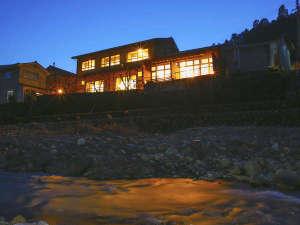 料理旅館 枕川楼(ちんせんろう) 清流で川遊びが楽しめる宿の写真