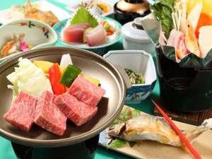 自然休養村センター 綾川荘:会席料理(イメージ) 旬の食材・地産地消の料理でおもてなしいたします。