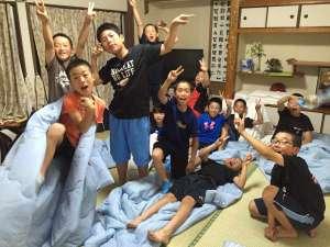 民宿 和楽家:夏休み・土日スポーツグループ・ご家族大歓迎♪(左右シャワー温度治しました)