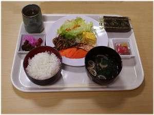 鹿嶋パークホテル:無料朝食バイキング(和)イメージ