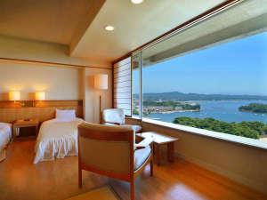 ホテル松島大観荘:海側(アネックス館3F~6F)