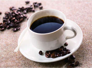 ベストイン石垣島:ウェルカムコーヒー