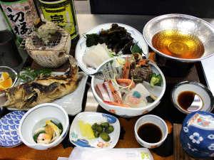 禄剛崎温泉(湯元) 漁師の宿 狼煙館