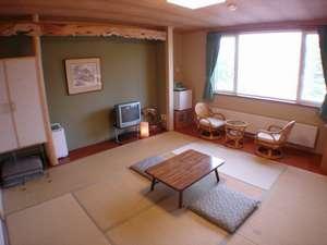 温泉旅館いこい荘:新館和室8畳