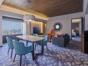 スイスホテル南海大阪:プレステージ スイート ツイン
