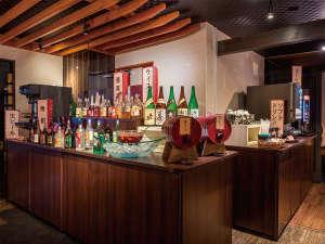 【30種類の美酒がいくらでも♪ドリンクバー】日本酒から果実酒まで♪山形ならではの美酒を飲み比べ
