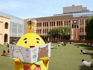 THE HOTEL KIYOMIZU 御所西:京都国際マンガミュージアム