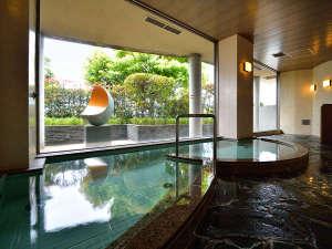 大浴場 男湯 熱海温泉を使用