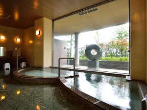 大浴場 女湯 熱海温泉を使用