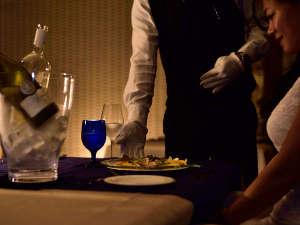 お客様に合わせた、極上のレストランサービスをお楽しみ下さい。