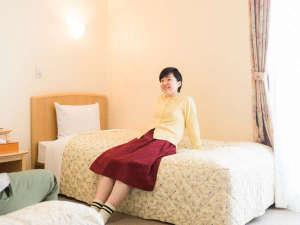 極楽寺山温泉 アルカディア・ビレッジ:部屋でリラックス!