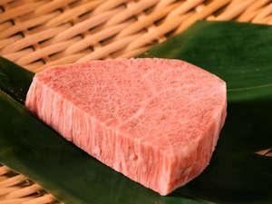 鉄板焼の宿 菊:とちぎ和牛匠のヒレステーキ