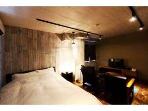 HOTEL Tsuki to Ichibanboshi:月と一番星 ダブルルーム ゆったり31㎡