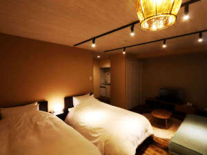 HOTEL Tsuki to Ichibanboshi:ツイン