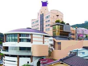 稲佐山温泉 ホテルアマンディの写真