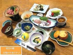 竜宮の郷(KOSCOINNグループ):夕食竜宮の郷 自慢の夕食です。※仕入状況により内容が変わる場合があります。