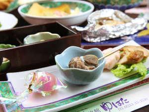 塩山温泉 旅館ゆばた:四季折々のお料理をお楽しみ下さい♪-夕食イメージ-