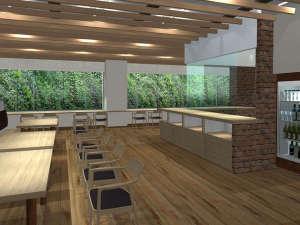 ホテル 宮島別荘:【島の台所-SHiMA CLASSiC-】おもてなしスタッフが楽しい食卓を盛り上げます。