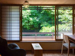 """ホテル 宮島別荘:宮島の自然を間近に、ゆっくりと流れる時間の中で""""心ほどける""""瞬間を――。"""