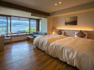 ホテル 宮島別荘:<海・山・町屋>3つのコンセプトルームで、あなただけの「宮島での暮らし」をお楽しみいただけます