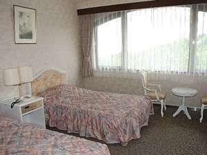 舞鶴カントリークラブ ホテル ロージュ:ツインルーム