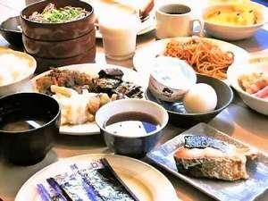 ホテル・アルファ-ワン松江:ご朝食バイキング(イメージ)