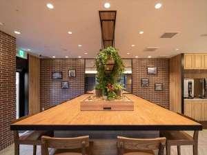 ■朝食会場■1階Lohasラウンジにて朝食をご用意しております♪(有料)