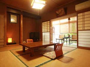 美神の湯 松葉荘:客室 6畳~10畳