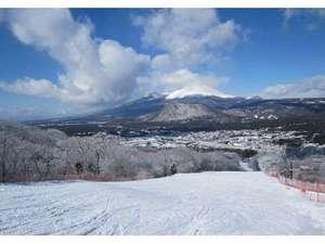ホテル東雲サロン:スキー場