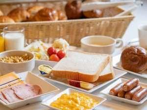 日光 季の遊:★【軽朝食】平日料理の一例(日によって内容が異なりますのでご了承下さい)
