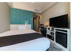 【スマートルーム】部屋の広さは15.1平米とコンパクトなつくり