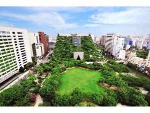 アクロス福岡(写真提供:福岡市公式シティガイド よかなび)