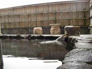 苫田温泉いやしの宿泉水